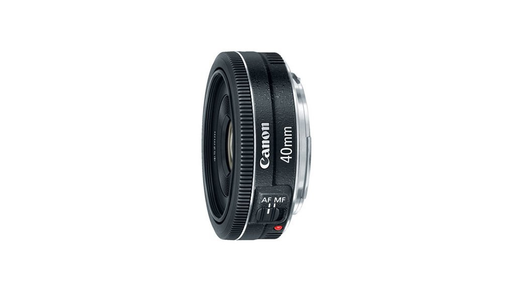 canon stm 40mm
